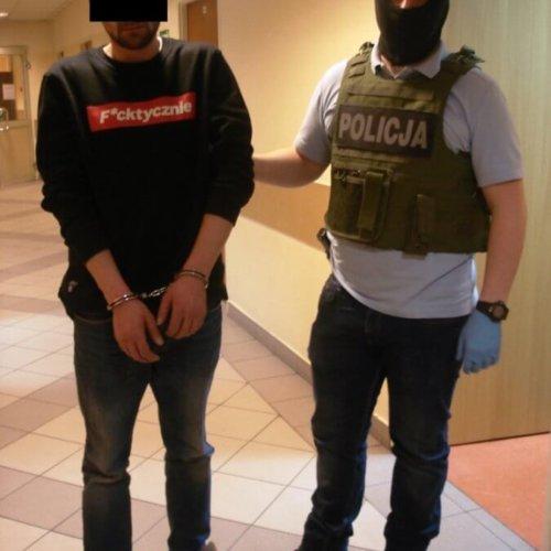 """ARESZT ZA OSZUSTWO METODĄ """"NA POLICJANTA"""""""