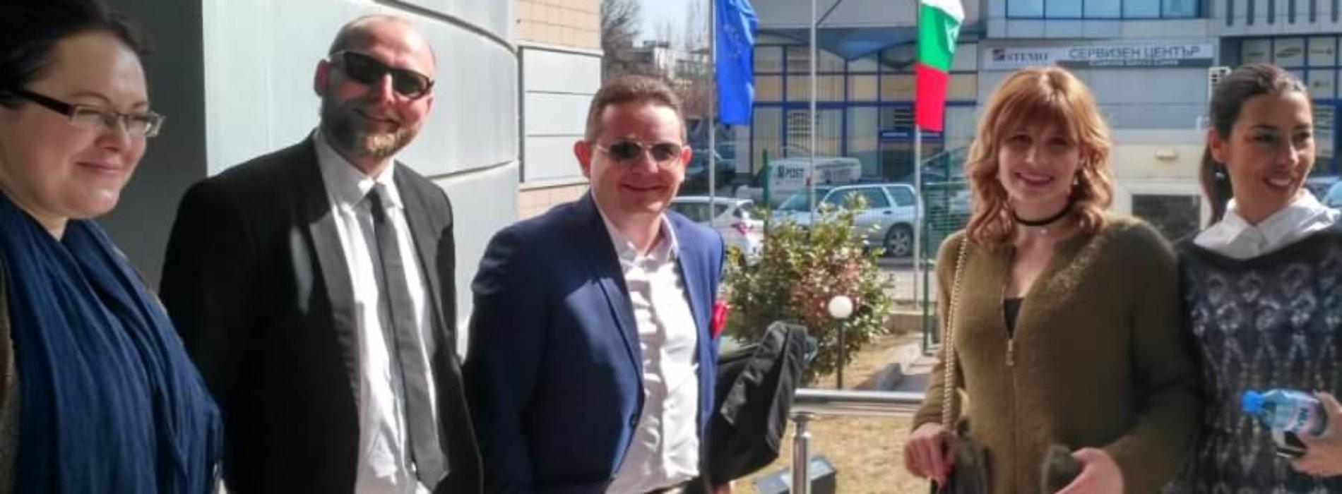 POLICJANT Z KSP WZIĄŁ UDZIAŁ W SPOTKANIU EKSPERCKIM W BUŁGARII