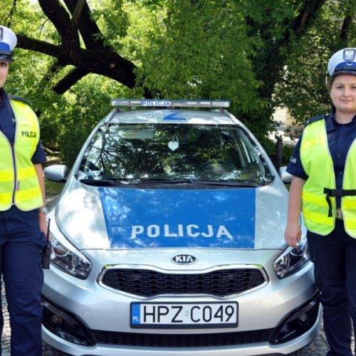 POLICJANTKI ESKORTOWAŁY RODZĄCĄ KOBIETĘ DO SZPITALA