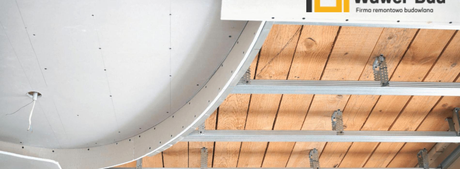 Jak wykonać sufit podwieszany? Wykonanie krok po kroku